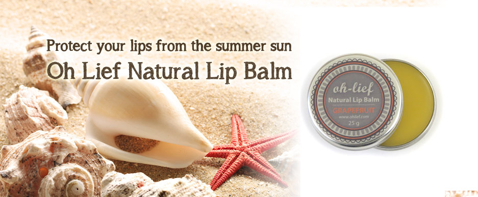 Oh Lief Lip Balm - Buy now from Your Green Box